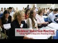Download Video Meddeas' Induction Meeting   Taking the First Steps into Teaching in Spain