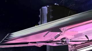 Construção do Telescópio Espacial James Webb