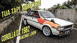 Video [SPEEDING ALERT] Tua Tua Keladi! Review Corolla DX '82 Racing Look MP3, 3GP, MP4, WEBM, AVI, FLV Juni 2019