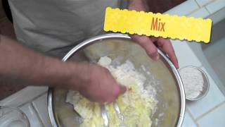 Henry's Kitchen 10 - How to Make Homemade Gnocchi