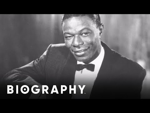 Nat King Cole - American Jazz Pianist & Vocalist | Mini Bio | Biography