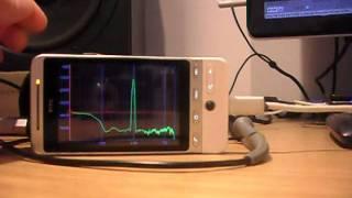SpecScope Spectrum Analyzer YouTube video