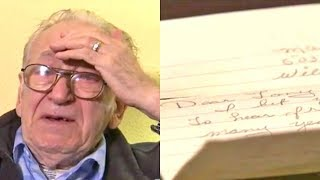 Video After His Wife Of 50 Years Died, This Man Discovered A Letter She'd Kept Hidden The Whole Time MP3, 3GP, MP4, WEBM, AVI, FLV Desember 2018