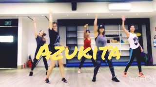 Azukita - Steve Aoki, Daddy Yankee, Play N Skillz, Elvis Crespo / Zumba Fitness con Nath