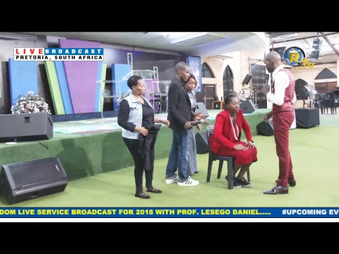 Training in The Matters of The Kingdom Live Service – 26 January 2018
