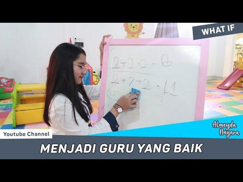 Belajar Bersama Murid-Murid Lucu | What If Naya