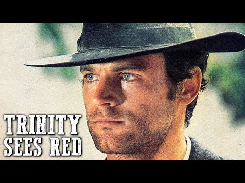 Trinity Sees Red | TERENCE HILL | Spaghetti Western | Free Western Movie | Cowboys | Full Films