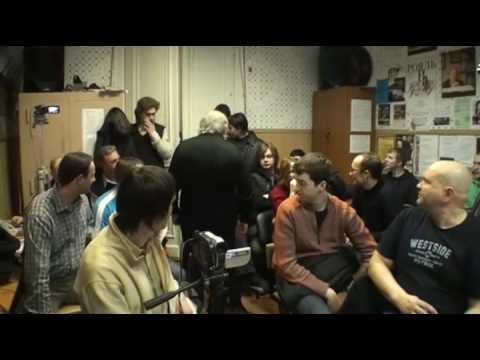 2010-March-15 Творческая встреча с Юрием Бобрушкиным (ч.1) / Yury Bobrushkin Master Class (p.1)