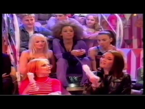 Spice Girls - Live & Kicking (08/03/1997)