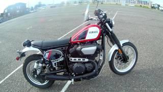 8. 2017 Yamaha SCR950 V&H exhaust