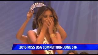 Paul and Bethany are in the studio with Nadia Mejia, Miss California, she will be competing for the Miss USA 2016 title. Nadia...