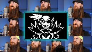 Video UNDERTALE - Battle Against A True Hero Acapella MP3, 3GP, MP4, WEBM, AVI, FLV November 2018