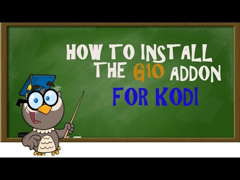 KODI LESSONS- HOW TO INSTALL THE G10 MOVIES ADDON FOR KODI (REVIEW)