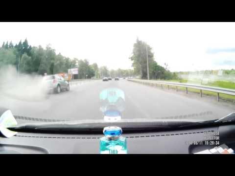Авария на Дмитриевском шоссе