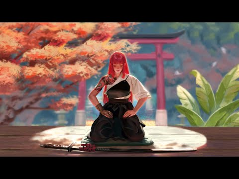 Concentrate Your Mind ☯ Asian Lofi HipHop Mix