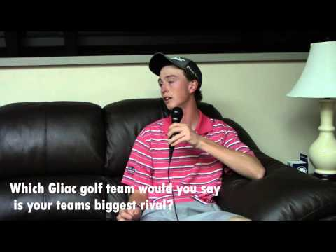 Freshman Friday - Men's Golfer Matt Garland