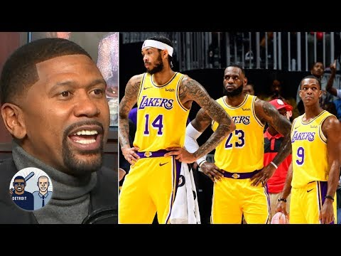 Video: The Lakers do not look like a playoff team - Jalen Rose | Jalen & Jacoby