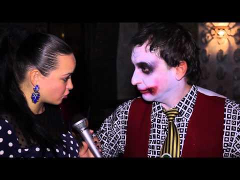 Halloween в ресторане Пушка и Миндаль