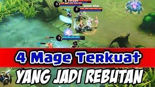 Download Video TERLALU KUAT, 4 Hero Mage ini Menjadi rebutan di Ranked Game Mobile Legends MP3 3GP MP4