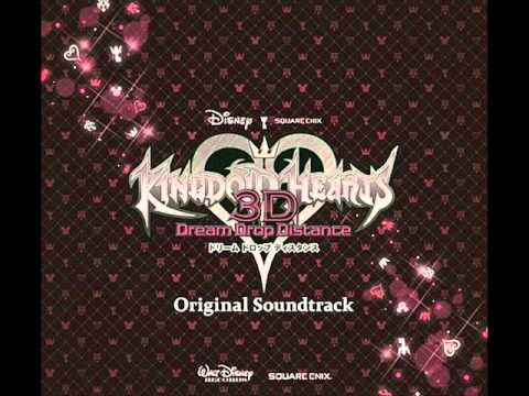 kingdom hearts dream drop distance hand to hand OST