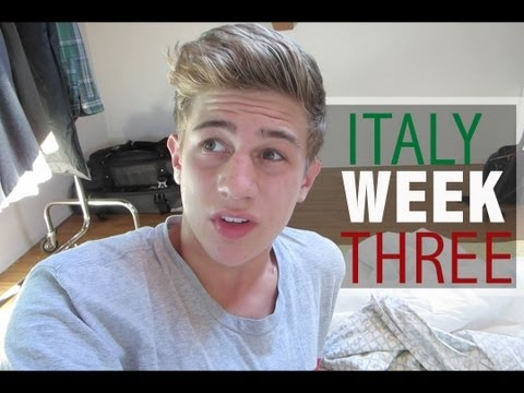 italy - I take you all with me to school, give you a room tour, and even take you to a club with me! Subscribe and follow me during...