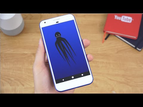 Android 8.0 O Preview 4 Android Octopus??