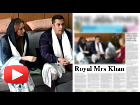 Proof : Salman Khan Iulia Vantur Married - CLAIMS