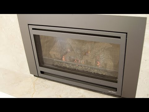 Modern Gas Fireplace | The Home Team S5 E8