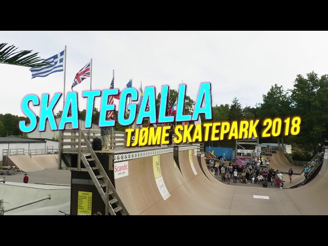 Tjøme Skategalla 2018 Big Air