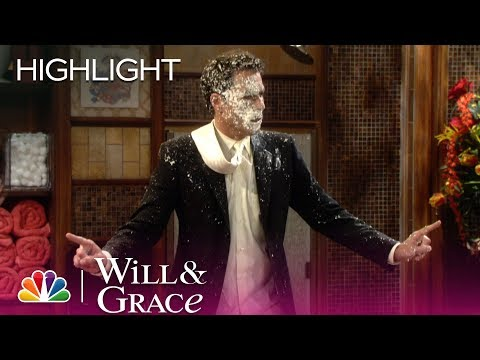 Will & Grace - Will Is a Pompous Bore (Highlight)