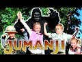 Jumanji 2 Kids In Real Life| Kids Fun TV