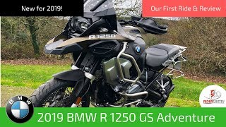 3. 2019 BMW R1250 GSA | Our first look and review