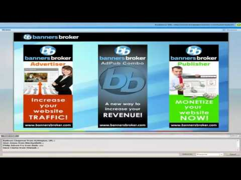 Banners Broker Information Webinar – what is Banners Broker, how to make money ?
