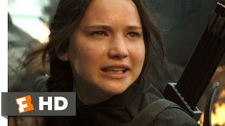Nonton The Hunger Games  Mockingjay   Part 1  5 10  Movie Clip   If We Burn  You Burn  2014  Hd Film Subtitle Indonesia Streaming Movie Download