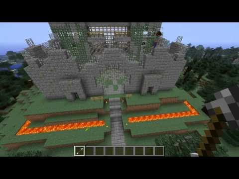 Top Five Castillos & Fortalezas - Ep 2 -Minecraft WTF-