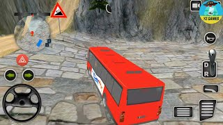 Bus Simulator 2019 | Real Bus Transporter 3D - Android GamePlay FHD