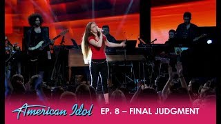Video Mara Justine: The Youngest 'Idol' Contestant Delivers a SHOW-STOPPER!! | American Idol 2018 MP3, 3GP, MP4, WEBM, AVI, FLV Juni 2018