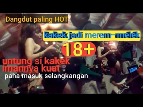 Dangdut hot ||cover by Lina Geboy|| cinta satu malam