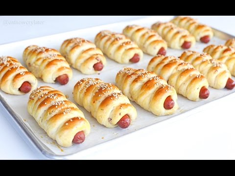 SOFT BAKERY STYLE SAUSAGE ROLLS (SUPER EASY)