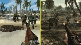 Video Call of Duty World at War PS2 vs PS3 Graphics Comparison MP3, 3GP, MP4, WEBM, AVI, FLV Mei 2019