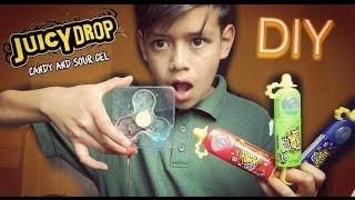 Video DIY JUCIY DROP POP FIDGET SPINNER!!! MP3, 3GP, MP4, WEBM, AVI, FLV September 2017