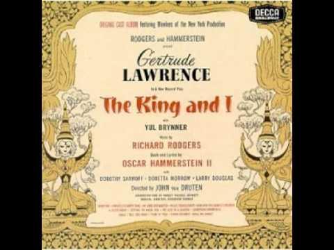 Tekst piosenki Gertrude Lawrence - Hello, Young Lovers po polsku