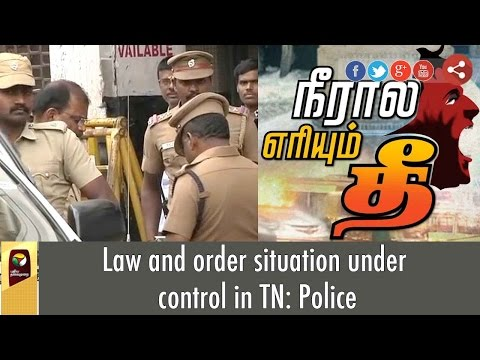 Law-and-order-situation-under-control-in-TN-Police