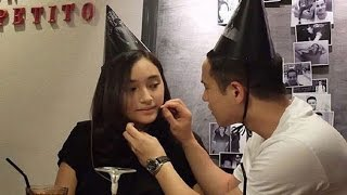Video Junot dan Tatjana Saphira Makin Mesra MP3, 3GP, MP4, WEBM, AVI, FLV Oktober 2017
