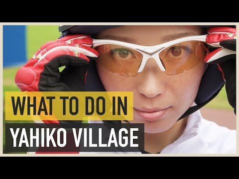 כפר יאהיקו שבמחוז ניגאטה [ווידאו]