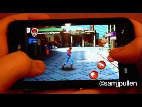 ultimate spider man total mayhem android download