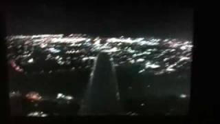 Crash landing Emirates A380