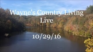 Wheelersburg (OH) United States  City pictures : Wayne's Country Living Live 10/29/16