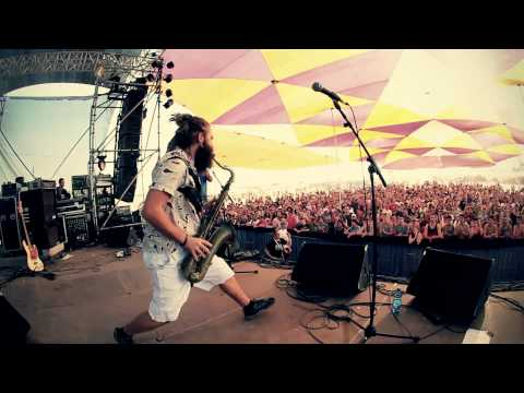 MALOX - The nice skin head - live @ in D negev festival 2014