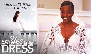 Video Fifty Shades Freed Inspires Bride! | Say Yes To The Dress MP3, 3GP, MP4, WEBM, AVI, FLV November 2018